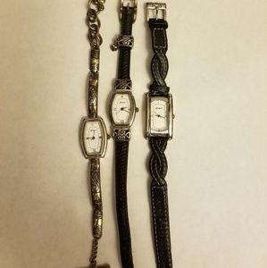 Set of 3 Brighton Watches